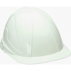 Casco de obra abs con regulacion txr blanco