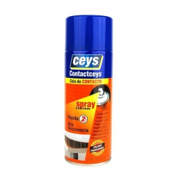 Cola de contacto contactceys spray control 400 ml