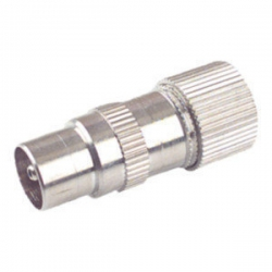 Conector pal macho metalico