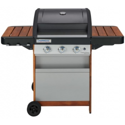Barbacoa de gas campingaz 3 series woody lx