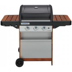 Barbacoa de gas campingaz 3 series woody lx116238