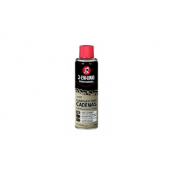 Lubricante cadenas spray 3 en 250 ml