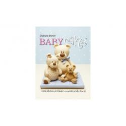 Libro de reposteria baby cakes de debbie brown