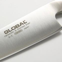 Cuchillo global cocinero g2
