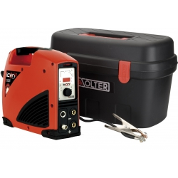 Soldador inverter tig digital solter icontig 1880 hf
