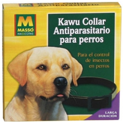 Collar antiparasitos perros -maso 231027
