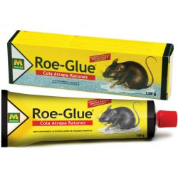 Adhesivo atrapa ratones masso roe-glue 135g