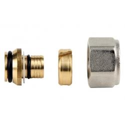 Racor compresion para tubo multi