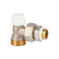 Detentor escuadra genebre para tubo de cobre 1/2
