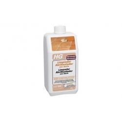 Limpiador abrillantador hg suelo muy poroso 1 litro