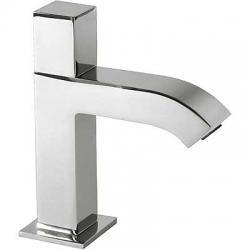 Grifo slim tres lavabo 1 agua cromado 107503