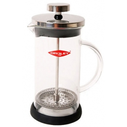 Cafetera embolo oroley cromada 350 ml