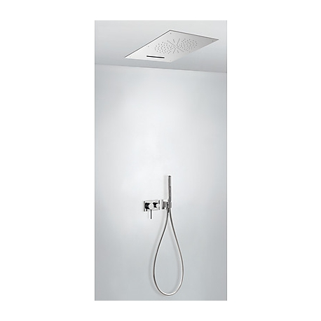 Monomando kit ducha tres exclusive 3 vias empotrado 210.273.02
