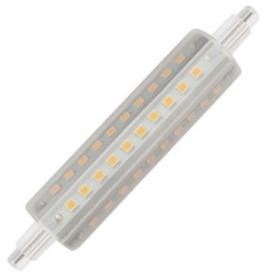 Bombilla led lineal r-7 78 mm 6w