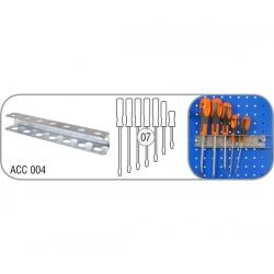 Soporte para 5 herramientas simon rack acc03