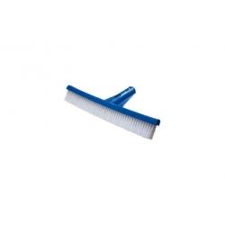 Cepillo recto gre 20cm clip azul