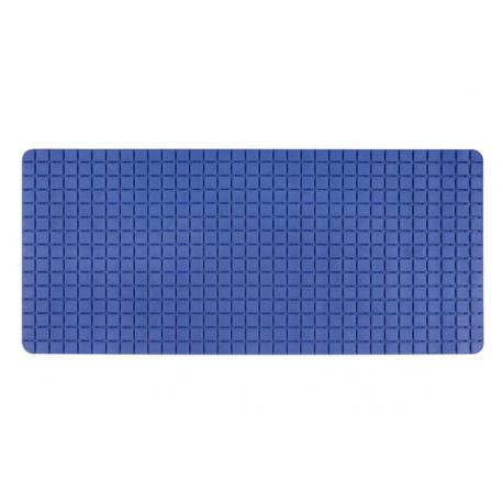 Antideslizante bañera h2o quadro 36x76 cm azul