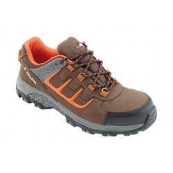 Zapato seguridad s3 talla 47 bellota trail marron