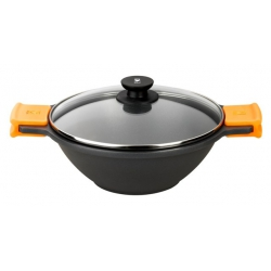 Wok bra efficient de 28 cm