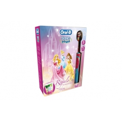 Cepillo dental braun oral-b pack vitality princesas