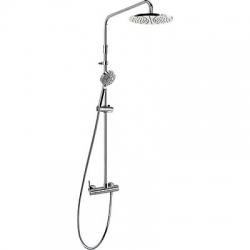 Conjunto de ducha lex-tres ducha movil anticalcarea