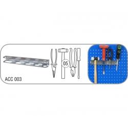 Soporte para llaves planas simon rack acc01