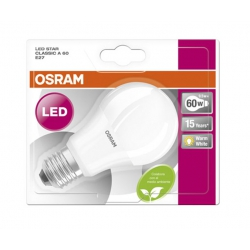 Lampara led estandar 806lm