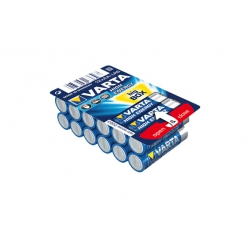 Pila alcalina aa high energy varta big box 12 unidades
