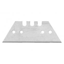 Cuchilla para cutter ironside trapezoidal 60 mm dispensador 10 unidades