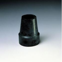 Contera goma con ventosa 21mm diametro