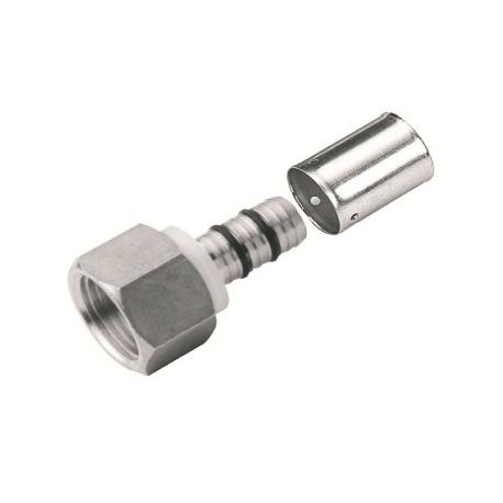 Manguito hembra press fitting serie 6702- 20x3/4
