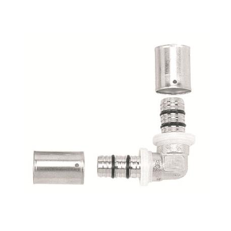 Codo press fitting serie 6703- 20x20