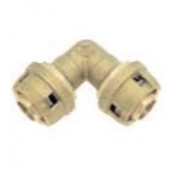 Codo doble serie fit conexion rapida 7903 - 20x20