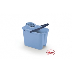 Cubo de fregar mery azul 14l