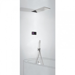 Kit electrónico de bañera termostático empotrado shower technology