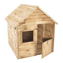 Caseta de madera infantil marina new