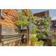 Huerto urbano nature up gardena con goteo