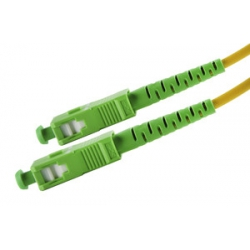 Cable fibra optica de datos 2 metros