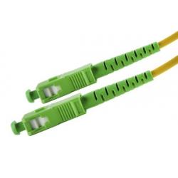 Cable fibra optica de datos