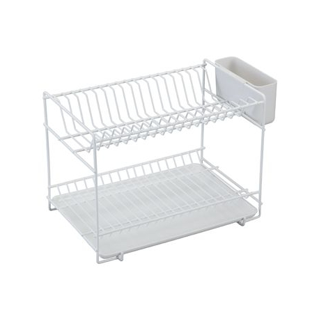 Escurreplatos sauvic 89000 blanco