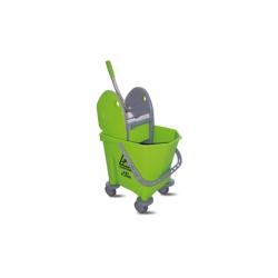 Carro monoseno maya con prensa 25 l verde