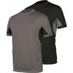 Camiseta extreme gris antracita tl