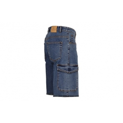 Pantalon corto vaquero multibolsillos l5000-t/54