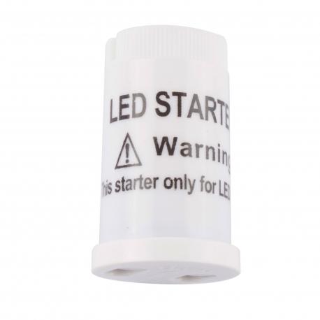 Cebador fluorescente led 330º