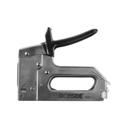Grapadora ironside 1502l para grapas de 6 a 14 mm.