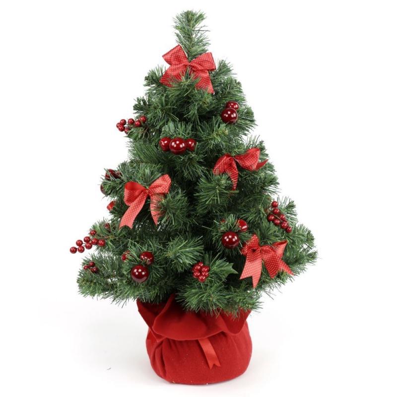 Arbol navidad lazos 65 cm navidad - Lazos arbol navidad ...