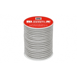 Cuerda elastica latex blanca