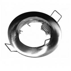 Aro circular basculante niquel satinado