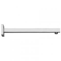 Brazo pared tres para rociador 400 mm cromo 134.139.40