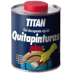 Quitapinturas titan plus 750 ml